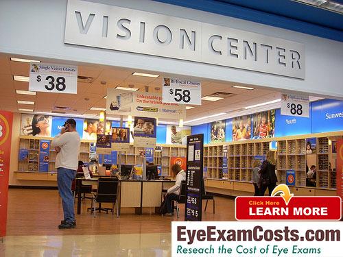 e7d85a222a1 Eye Exam Costs at Walmart
